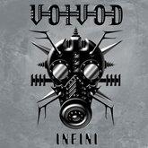 VOIVOD - INFINI 2 LP Set 2009 (Includes Download Card. LTD. Colored Viny) GAT, RELAPSE/HOLL. MINT