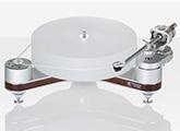 Шасси проигрывателя виниловых дисков: Clearaudio Innovation Compact  Wood/Alu TT 030