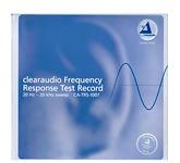Тестовая грампластинка: Clearaudio  CA-TRS-1007 Testschallplatte  LP 83056