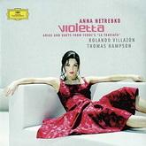 Anna Netrebko – Violetta - Opera. 2LP. ( 180gram. Deutsche Grammophon) GER. Mint