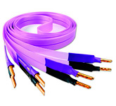 Кабель акустический: Nordost Purple flare,2x3m is terminated with low-mass Z plugs