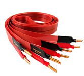 Кабель акустический: Nordost Red Dawn,2x3m is terminated with low-mass Z plugs