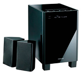 2.1-канальная HD система домашнего театра : Onkyo HTX-22HDX Black