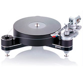 Шасси проигрывателя виниловых дисков: Clearaudio Innovation Compact TT 029 Black acrylic