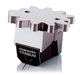 Картриджи: Clearaudio Titanium V2 95 dB, MC 015 / V2, титановый корпус