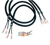 Кабель акустический: Kimber Kable Monocle XL 10 F 3.0 m с лопатками WBT-0681 CU