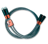 Кабель межблочный: Kimber Kable Select Silver 1130 (XLR-XLR)  1.0 m