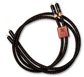 Кабель межблочный: Kimber Kable Select Hybrid 1026 (RCA-RCA)  0.75 m с коннекторами WBT -0102 CU