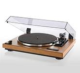 Проигрыватель виниловых дисков: Thorens TD-240-2 (Made in Germany) Wood light