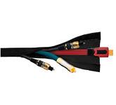 Рукав: Real Cable Рукав для прокладки кабеля BLACK (CC88NO) 3M00