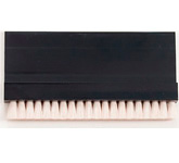 Щётка из козьей щетины для очистки виниловых пластинок: Tonar Natural Goat Hair Wet Brush, art.5938