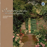 Gerhard Oppitz - Impressions Romantiques (LP 83053, 180 gram vinyl) Germany, New & Original Sealed