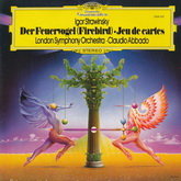 Igor Strawinsky - The Firebird (LP 2530537, 180 gram vinyl) Germany, New & Original Sealed