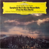 Antonin Dvorak - From the new world (LP 2530415, 180 gram vinyl) Germany, New & Original Sealed