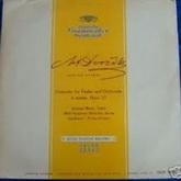 Anton Dvorak - Concert for Violin and Orchestra (Deutsche Grammophon 18152, 180 gr.) Germany, Mint