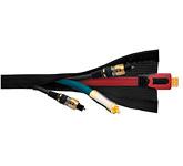 Рукав: Real Cable Рукав для прокладки кабеля Black(CC88BL) 1M50