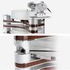 Проигрыватель виниловых дисков: Clearaudio Innovation TT 028 Wood / Alu с тонармом Tangential tonear