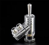 Коннекторы: Atlas Expanding Rhodium plug