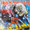 IRON MAIDEN - THE NUMBER OF THE BEAST 1982  (Toshiba EMI Ltd – EMS-91034. ориг год изд. без OBI) JAP