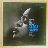 CLARA WARD AND HER SINGERS-COME IN THE ROOM, 1962 (TFL.6016) FONTANA/ENGLAND, VG++/VG