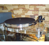 Проигрыватель грампластинок: Thorens TD-2015, Full Set (incl. Tonar250ST/Ortofon OM 10/Atlas Quadsta