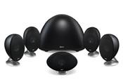 Комплект акустики: KEF E 305 (Black)