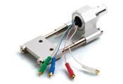 Площадка (headshell) крепления картриджа: Stability Headshell (Aluminium), AC006