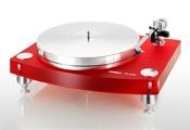 Проигрыватель виниловых дисков: Thorens TD 2035  (Made in Germany) Red, TP 92, w/o cartridg