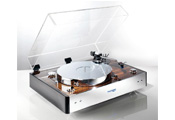 Проигрыватель виниловых дисков: Thorens TD 550  Makassar. тонарм  Ortofon TA-210, 12 w/o cartridge