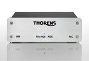 Фонокорректор с ЦАП: Thorens MM 008ADC silver  (MM/MC)