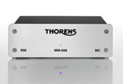 Фонокорректор: Thorens MM-008 silver  (MM/MC)