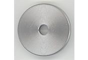 Адаптер для проигрывания синглов: Tonar Adaptor 45 RPM Alluminium, art. 5953