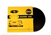 Mат резиновый для опорного диска винилового проигрывателя: Tonar Rubber Turntable Mat, art. 5952