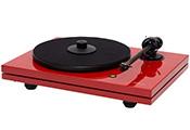 Проигрыватель виниловых дисков: Music Hall MMF 5.1 Ferrari Red