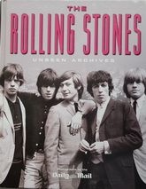 Книжное издание: THE ROLLING STONES: UNSEEN ARCHIVES. [Hardcover]. Used, EX condition.