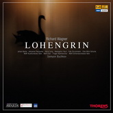 Пластинка тестовая: Thorens Album Vinyl  5 LP from Richard  Wagner ,