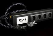 Высококачественный сетевой удлинитель: Atlas EOS Modular 4F0U Schuko