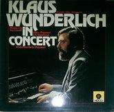 KLAUS WUNDERLICH – KLAUS WUNDERLICH IN CONSERT 1980 (1C 066-46 230) ELECTROLA/GER. MINT/OS
