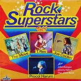 V / A – ROCK SUPERSTARS Vol.1 (Incl. J. COCKER, T-REX…) 197?(SHM 957)  PICKWICK/ENG. EX/NM