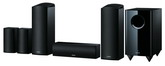 Акустическая система 5.1.2 Dolby Atmos: Onkyo SKS-HT588 Black