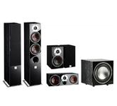 Комплект акустики  DALI 5.1: Zensor 7+Zensor 3+Zensor VOKAL+SUB E-9 F