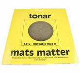 Мат антистатический для опорного диска винилового проигрывателя: Tonar Nostatic Mat II , art. 5312