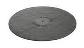 Кожаный  мат для аналогового проигрывателя: Сlearaudio Leather mat  AC147