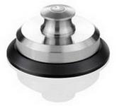 Прижим (клэмп) для грампластинок Clearaudio Innovation Record Clamp Black AC 133