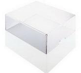 Крышка к проигрывателям виниловых дисков Clearaudio для моделей Concept / Concept Wood; AC 120