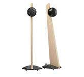 Акустическая пара: Cabasse IO 2 stand version Light-Oak/Black Pearl