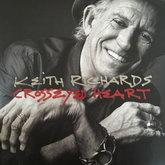 KEITH RICHARDS - CROSSEYED HEART 2 LP Set 2015 (602547393968) GAT, UNIVERSAL/CZECH MINT