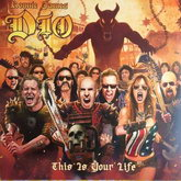 V / A - RONNIE JAMES DIO - THIS IS YOUR LIFE 2 LP Set 2014 (8122-79588-7) GAT,  WARNER/EU MINT