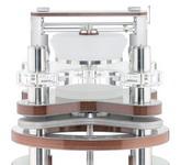 Шасси проигрывателя виниловых дисков: Statement V2 Wood TT044