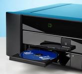 Референсный CD проигрыватель c предусилителем : Meridian 808 V6 Black